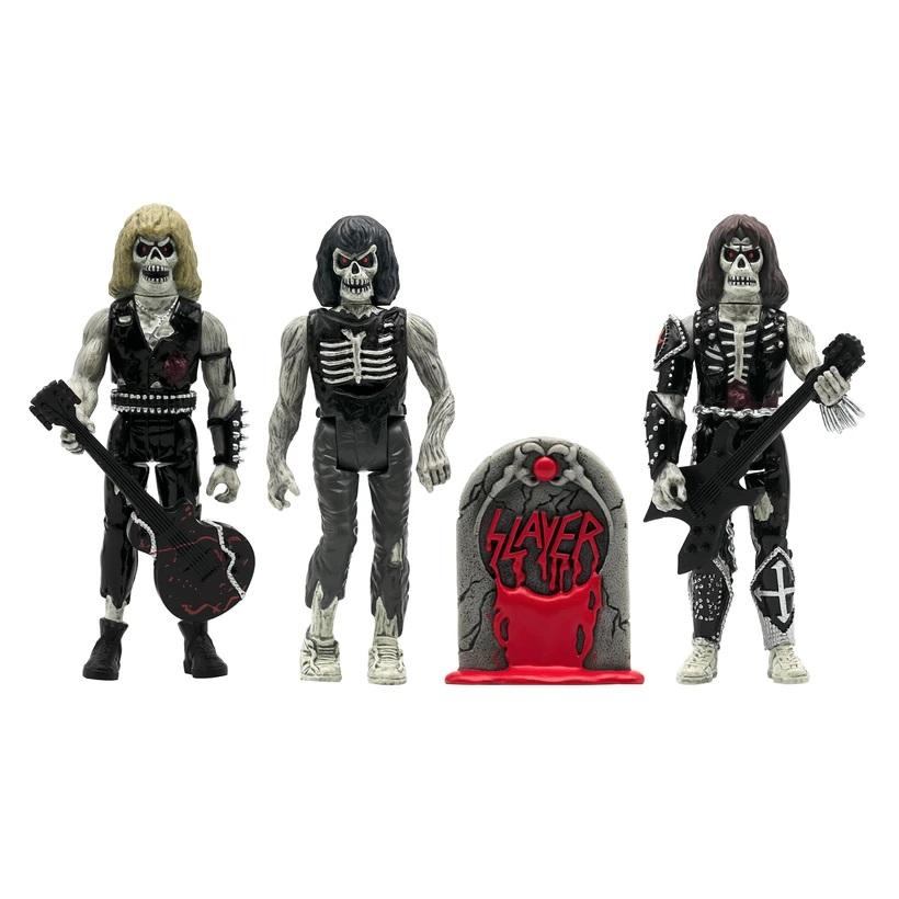 Slayer Super 7 figuras