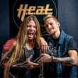 H.E.A.T. anuncia el regreso de su antiguo vocalista Kenny Leckremo ante la marcha de Erik Grönwall