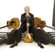 [JIMMY PAGE] se reconectó con la guitarra durante cuarentena