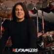 [Mike Mangini] de [Dream Theater] habla sobre su técnica de percusión.